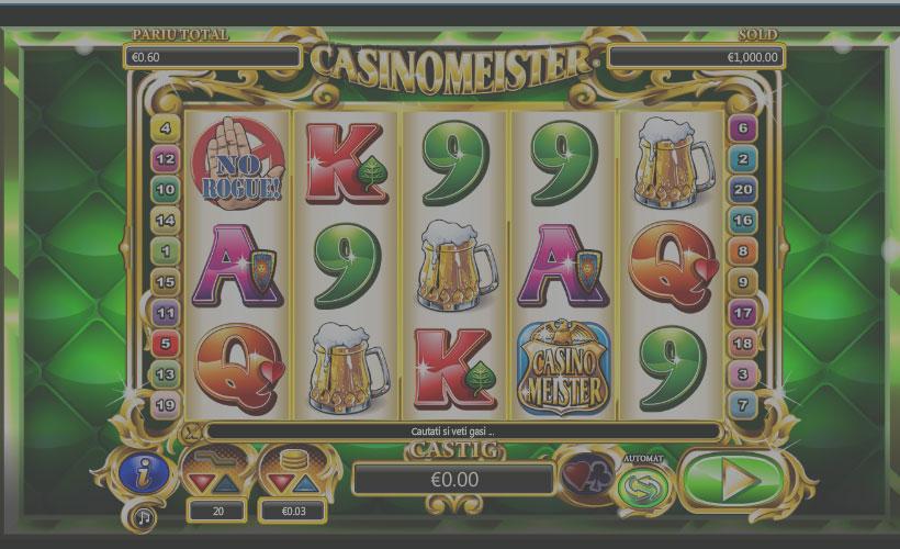 Casino-Meister