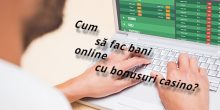 cum sa fac bani online