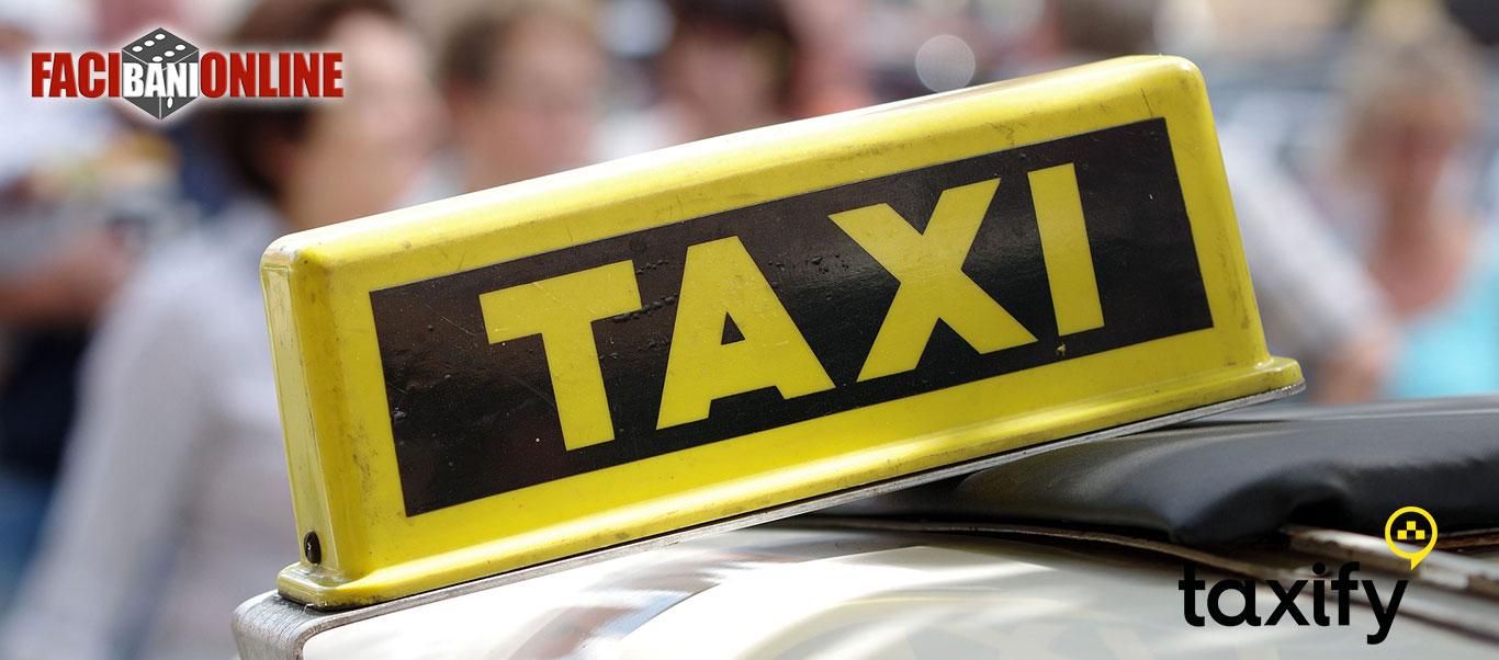 Taxify Romania