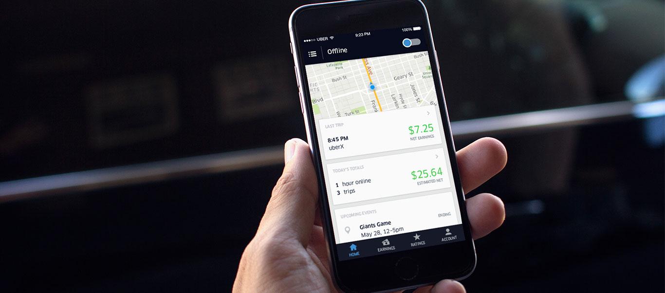aplicatia uber